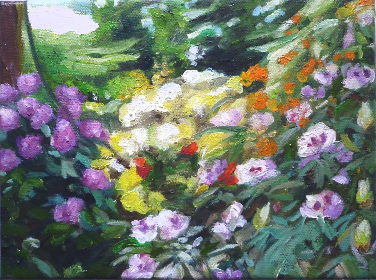 Gartenbilder Klein Margitta Abels